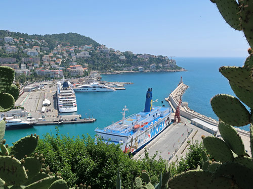 Cap Ferrat on the French Riviera