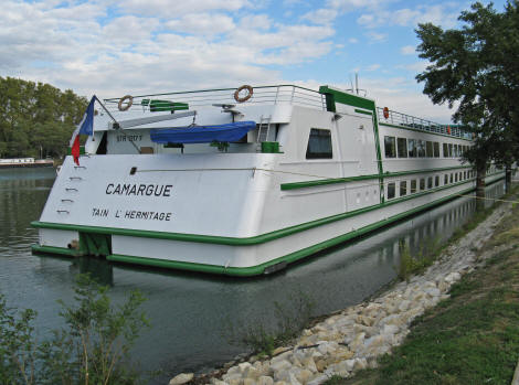 River Cruise on the Rhone River in Provence France